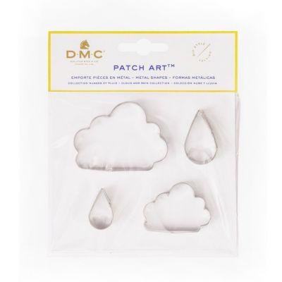 DMC Huovutusmuotit Sade ja pilvet